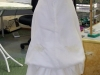 After ~ Back View with bustle
