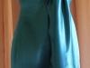 Natalie Crepe-Back Satin Dress 2007