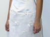 Ivory Silk Wedding Dress 2006