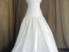 Pam wedding-gown Front View