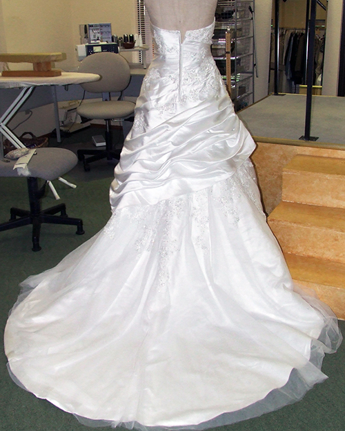 wedding gown Archives - Barbara Stone Designs