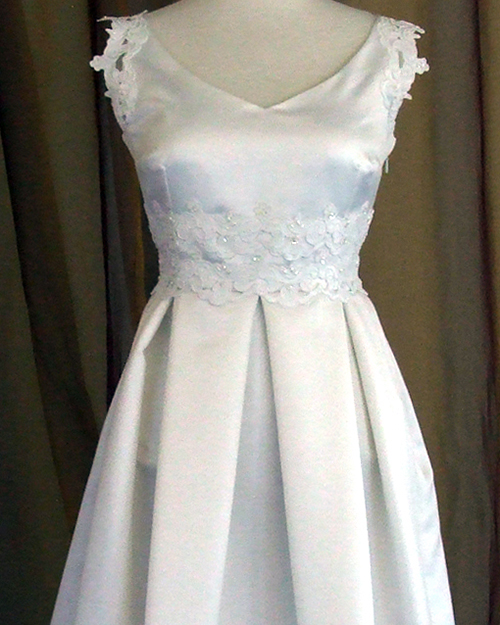 Wedding Dress Sample 2012