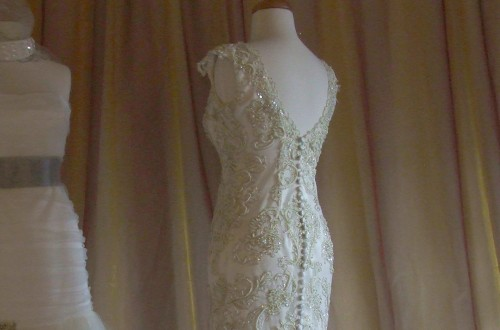 Custom Lace Wedding Gowns